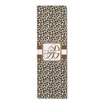 Leopard Print Runner Rug - 3.66'x8' (Personalized)