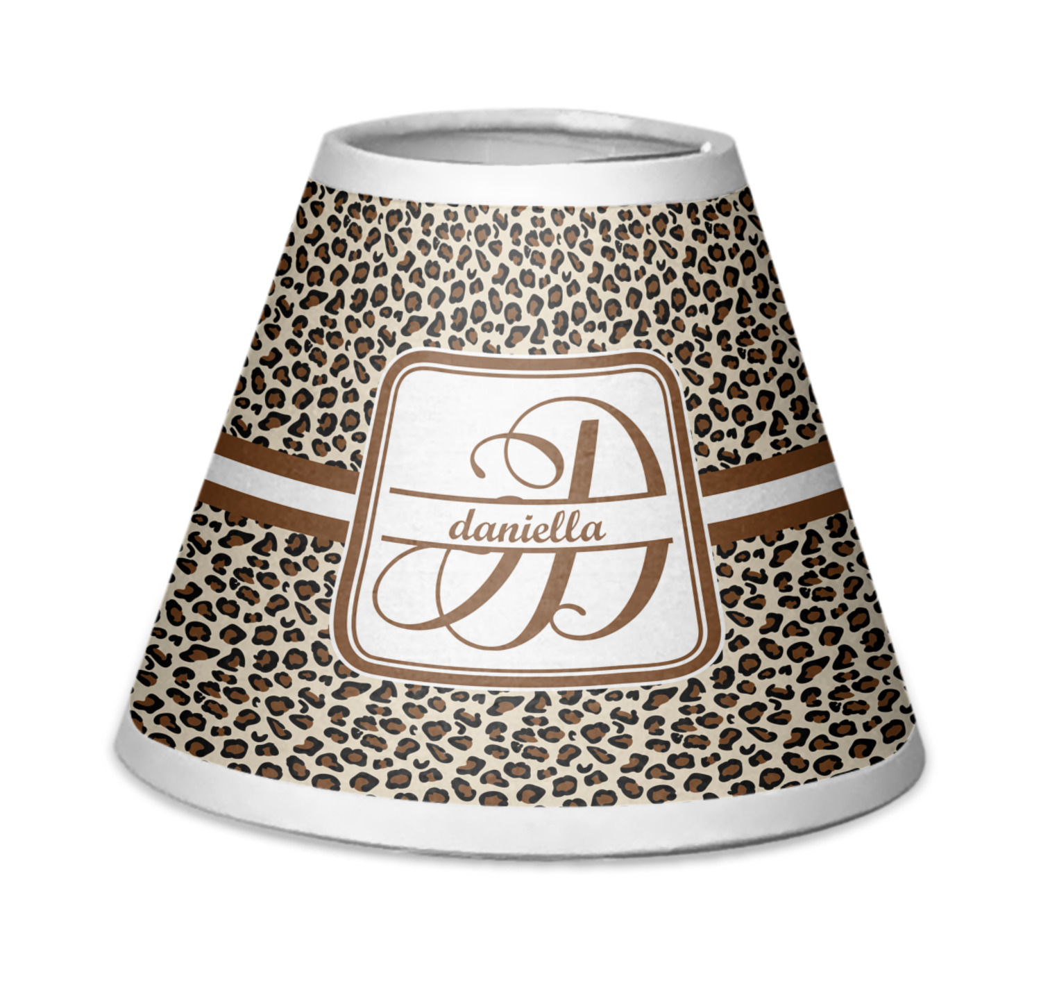 Leopard print chandelier lamp shade personalized for Floor lamp with leopard shade