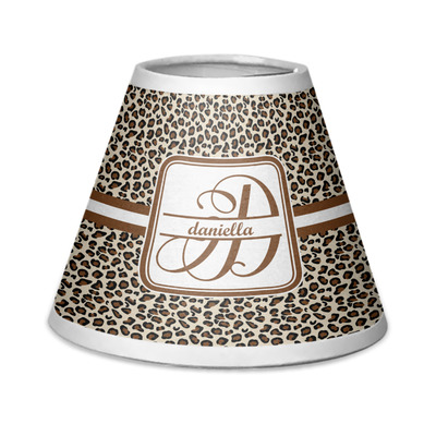 Leopard Print Chandelier Lamp Shade (Personalized)