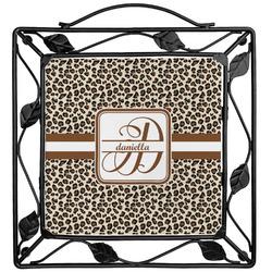 Leopard Print Trivet (Personalized)