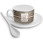 Leopard Print Tea Cup - Single (Personalized)