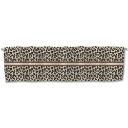 Leopard Print Valance (Personalized)