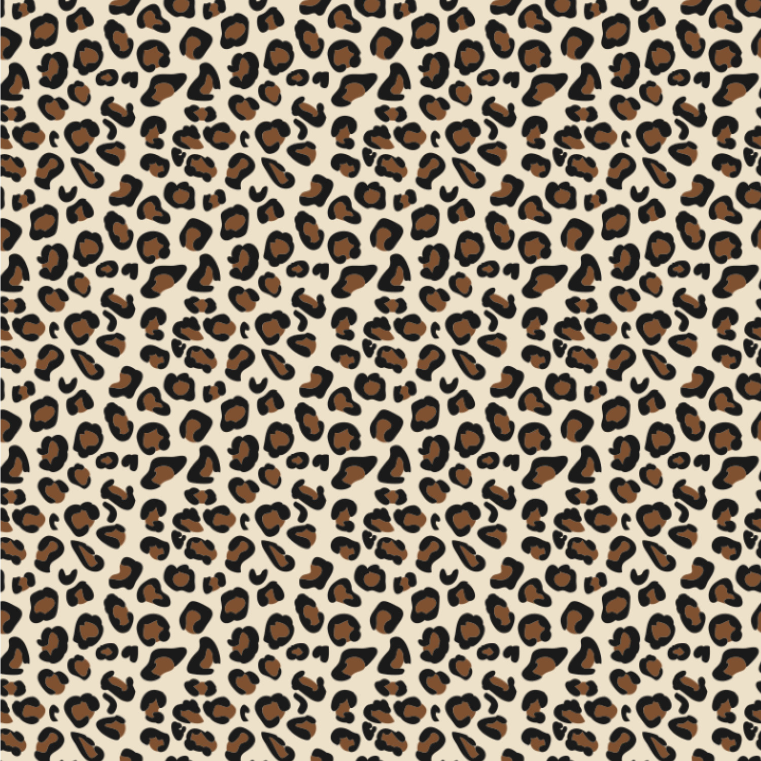Leopard Print Wallpaper & Surface Covering - YouCustomizeIt