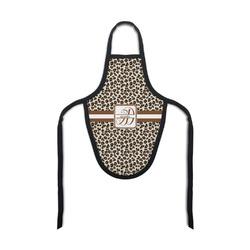 Leopard Print Bottle Apron (Personalized)