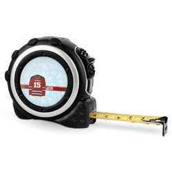 Hockey Tape Measure - 16 Ft (Personalized)