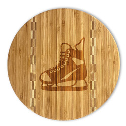 Hockey Bamboo Cutting Board (Personalized)