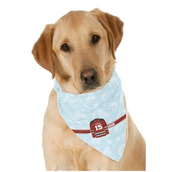 Hockey Pet Bandanas (Personalized)