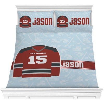 Hockey Comforters (Personalized)