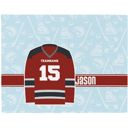 Hockey Placemat (Fabric) (Personalized)