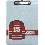 Hockey Clipboard (Personalized)