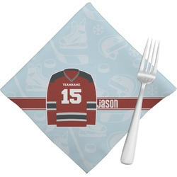 Hockey Napkins (Set of 4) (Personalized)