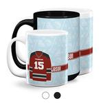 Hockey Coffee Mugs (Personalized)