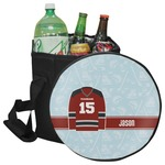 Hockey Collapsible Cooler & Seat (Personalized)
