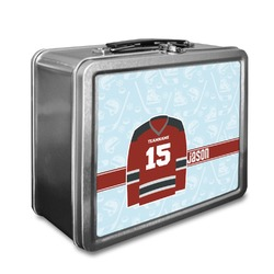 Hockey Lunch Box (Personalized)