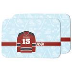 Hockey Dish Drying Mat (Personalized)