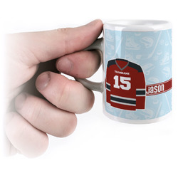 Hockey Espresso Cups (Personalized)