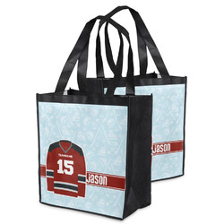 Hockey Grocery Bag (Personalized)