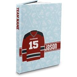 Hockey Hardbound Journal (Personalized)