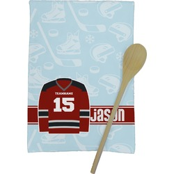 Hockey Kitchen Towel - Full Print (Personalized)