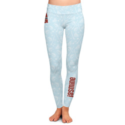 Hockey Ladies Leggings - Extra Large (Personalized)