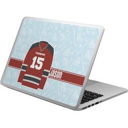Hockey Laptop Skin - Custom Sized (Personalized)