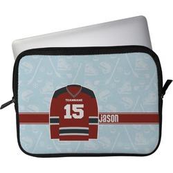 """Hockey Laptop Sleeve / Case - 13"""" (Personalized)"""