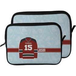 Hockey Laptop Sleeve / Case (Personalized)