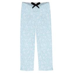 Hockey Mens Pajama Pants (Personalized)