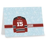 Hockey Note cards (Personalized)