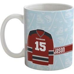 Hockey Coffee Mug (Personalized)