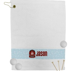 Hockey Golf Towel (Personalized)