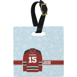 Hockey Luggage Tags (Personalized)