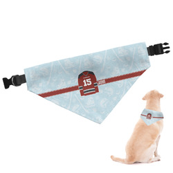 Hockey Dog Bandana (Personalized)