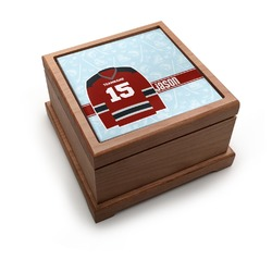 Hockey Pet Urn (Personalized)
