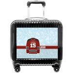 Hockey Pilot / Flight Suitcase (Personalized)