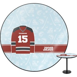 "Hockey Round Table - 30"" (Personalized)"