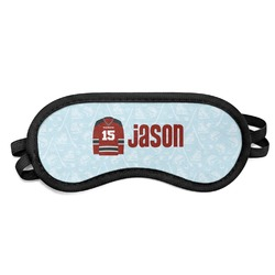 Hockey Sleeping Eye Mask (Personalized)