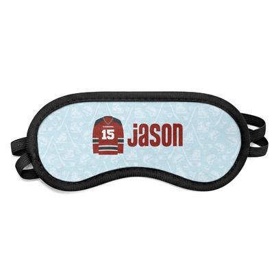 Hockey Sleeping Eye Mask (Personalized)