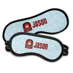 Hockey Sleeping Eye Masks (Personalized)