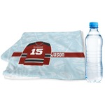 Hockey Sports & Fitness Towel (Personalized)