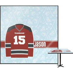 Hockey Square Table Top (Personalized)