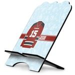 Hockey Stylized Tablet Stand (Personalized)