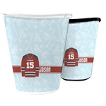 Hockey Waste Basket (Personalized)