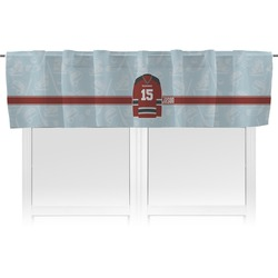 Hockey Valance (Personalized)