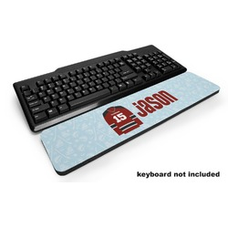 Hockey Keyboard Wrist Rest (Personalized)