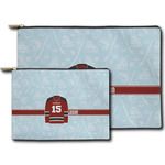 Hockey Zipper Pouch (Personalized)