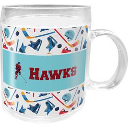 Hockey 2 Acrylic Kids Mug (Personalized)