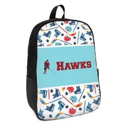 Hockey 2 Kids Backpack (Personalized)
