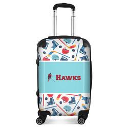 Hockey 2 Suitcase (Personalized)