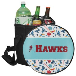 Hockey 2 Collapsible Cooler & Seat (Personalized)